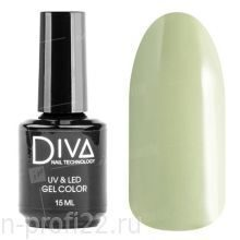 Diva, Gel color - Гель-лак №035 (15 мл.)