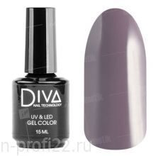 Diva, Gel color - Гель-лак №012 (15 мл.)