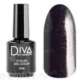 Diva, Gel color - Гель-лак №125 (15 мл.)