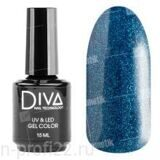 Diva, Gel color - Гель-лак №131 (15 мл.)