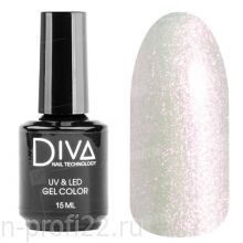 Diva, Gel color - Гель-лак №139 (15 мл.)