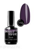 Gel Polish #110 «Violet» MYSTIQUE™, 15 ml