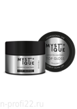 No wipe Elastic Top «Gloss» MYSTIQUE™, 30 ml  (без липкого слоя)