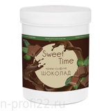 "Крем-суфле ""шоколад"", Sweet Time 1000 mll"