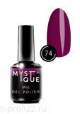 Gel Polish #74 «Miss» MYSTIQUE™, 15 ml