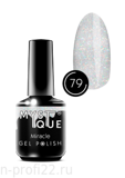Gel Polish #79 «Miracle» MYSTIQUE™, 15 ml