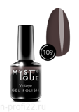 Gel Polish #109 «Vintage» MYSTIQUE™, 15 ml
