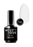 Тop Coat Matte MYSTIQUE™, 15 ml  (матовый)