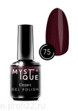 Gel Polish #75 «Elegant» MYSTIQUE™, 15 ml