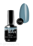 Gel Polish #106 «Artico» MYSTIQUE™, 15 ml
