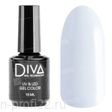 Diva, Gel color - Гель-лак №211 (15 мл.)