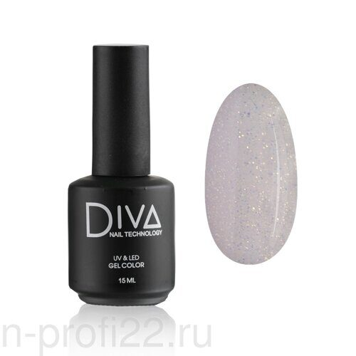 Diva, Gel color - Гель-лак №147 (15 мл.)