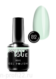 Gel Polish #82 «Mint» MYSTIQUE™, 15 ml