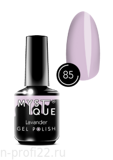 Gel Polish #85 «Lavander» MYSTIQUE™, 15 ml