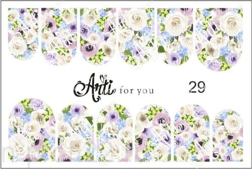Arti for you, Слайдер дизайн №29