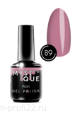 Gel Polish #89 «Pion» MYSTIQUE™, 15 ml