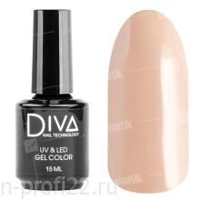 Diva, Gel color - Гель-лак №097 (15 мл.)