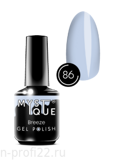 Gel Polish #86 «Breeze» MYSTIQUE™, 15 ml