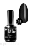 Gel Polish #78 «Space» MYSTIQUE™, 15 ml