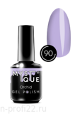 Gel Polish #90 «Orchid» MYSTIQUE™, 15 ml