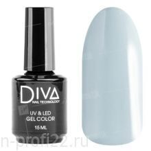 Diva, Gel color - Гель-лак №086 (15 мл.)