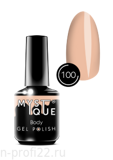 Gel Polish #100 «Body» MYSTIQUE™, 15 ml