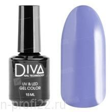 Diva, Gel color - Гель-лак №028 (15 мл.)