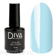 Diva, Gel color - Гель-лак №093 (15 мл.)