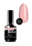 Gel Polish #83 «Bloom» MYSTIQUE™, 15 ml